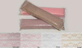 325-2#LACE 25Y/ROLL,PACKING WITH polybag WITH ONE HOLE 0501258
