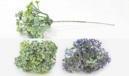 7-02 fake flower branch 5PCS/bundle 10bundle/oppbag 0516012