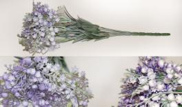 7-11 fake flower branch 20PCS/OPPbag 0516015