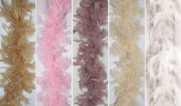 GARLAND THICK FEATHER 2M 0517139