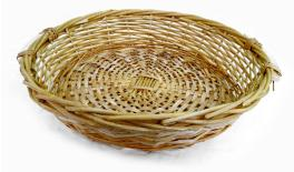 BASKET ROUNDED 53x14cm 0519124