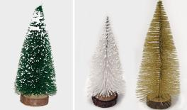 20CM Christmas tree with fabric 0531014