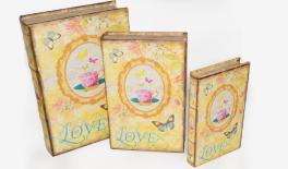 KSH-PU4818 BOOK BOX S/3 0621062