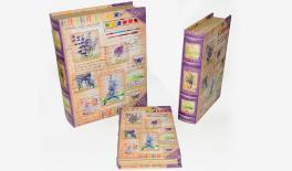 KSH-SC4393 BOOK BOX S/3 0621063