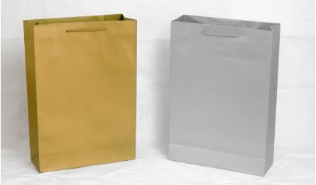 BAG GOLD-SILVER 17.5x25.5cm Νο.1 0402071