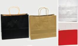 paper bag 32*26*11cm, 120g paper 0402100