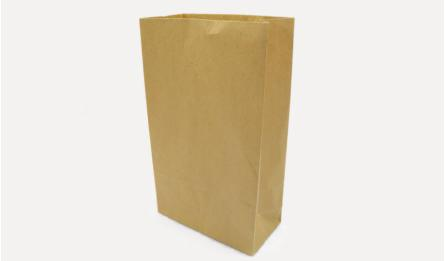 32*18*11cm natural brown paper bag without handle 0402101
