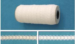 Ribbon lace no140 1.3cm 100Y 0501054