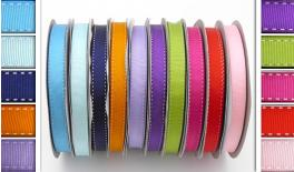 RIBBON GROSS WITH SEAM 1.5cm 50Y 0501088