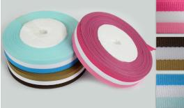 RIBBON STRIPES 3 COLOUR 2cm 25Υ 0501122