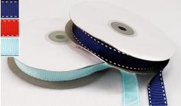 RIBBON GROSS WITH SEAM 1.5cm 25Y 0501166