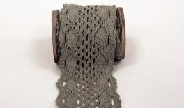 SPOOL WITH GREY LACE RIBBON 17AQ1641 0501276