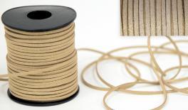 0.26cm korean string with glitter 50Y 0501298