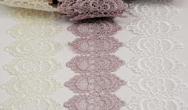 LF0315# lace 6.5cm width 15Y/roll 0501302