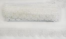 LS133# lace 3.5cm width 15Y/roll 0501304
