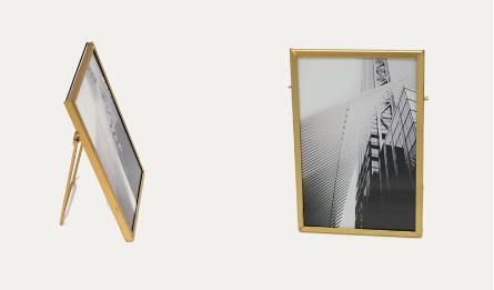 ΜΕΤΑΛΛΙΚΗ ΚΟΡΝΙΖΑ ΜΙΚΡΗ 13x18cm BB37-122003 0503240