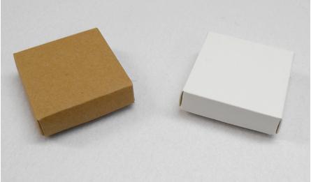 CARDBOARD BOX 6x6x2cm 0506109