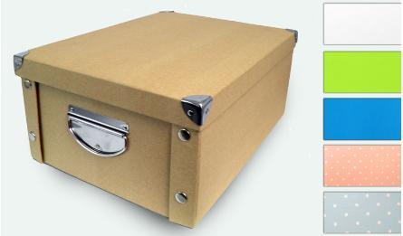 CARDBOARD BOX SECTIONAL MAT LAMINATION 34x24.5x14.5cm 0506142