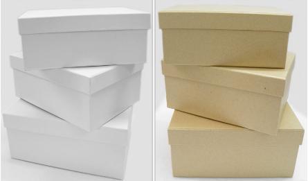 CARDBOARD BOX SET3 0506154