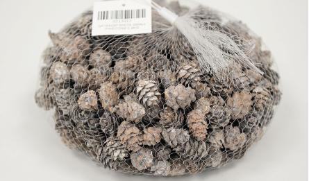 ΚΟΥΚΟΥΝΑΡΙ ΛΕΥΚΟ 2cm QF18A297 0.4kg 0513012