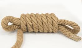 QF17B023 Natural Hemp rope 1kg 0513026