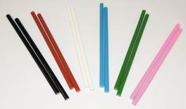 11mm 25cm color stick 25pcs/bag 0515020