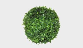 Blackish green ball 23cm 0516073