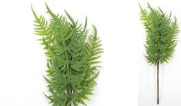 110014# fern with 7 pcs leaf branch 0516103