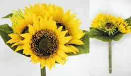 7pcs sun flower 12bundle/inner box 0516108