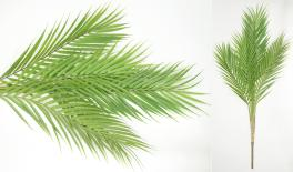 9191-1# 7pcs palm leaf 24pcs/inner box 0516114