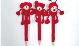 Animal pen red 16.5cm 05173162