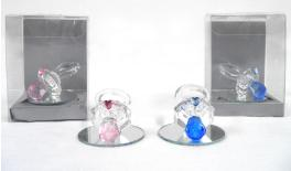 GLASS PACIFIER WITH BOX 0517479
