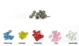 MINI BEAD TRANSPARENT 4mm 5000pcs 0517623