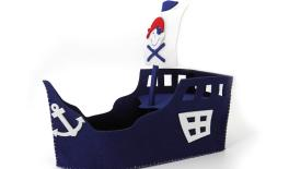 PIRATE SHIP BIG 42.5x17cm 0517651