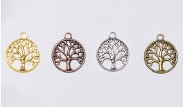 METAL TREE OF LIFE 2CM 0517799
