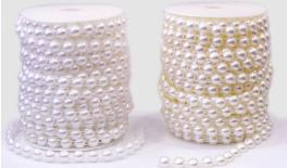 GARLAND HALF PEARL 10mm 20m 0517818