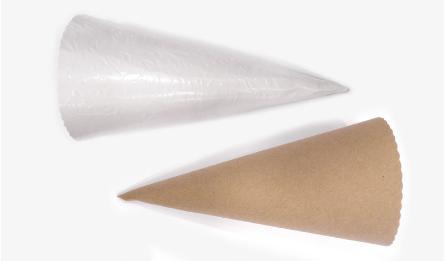 ΧΩΝΑΚΙ ΡΥΖΙΟΥ ΧΑΡΤΟΝΙ 300G 15.5x6.5cm 0517826