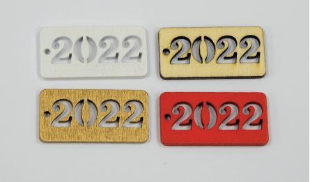 ΞΥΛΙΝΟ ΤΑΜΠΕΛΑΚΙ 2022 4x2cm 0518033