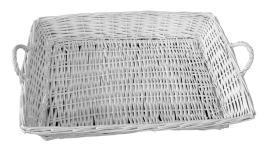 BIG BASKET WHITE 50x70cm 0519152