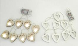 LED WITH HEART 0519405