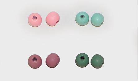 10MM beads half KG/BAG 0519501