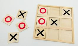 XOXO wood toy 18X18cm 0519577