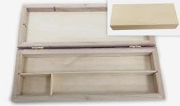 ΞΥΛΙΝΗ ΚΑΣΕΤΙΝΑ 21.7x8.5cm LYA1808-068 0519587