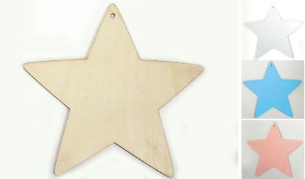 24CM star thickness:5mm with 4.5mm hole 0519610