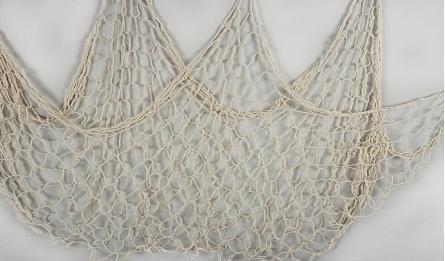 100*200 cream fish net 0519634