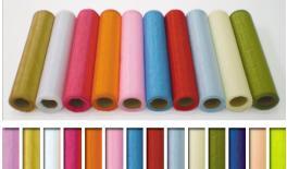 Organza roll 28cm 10m 0527042