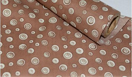 FABRIC BUTTONS 30CM 5Y 0527197