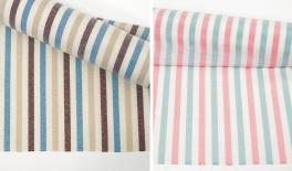 150cm 5Y 517-2# stripes 3colours make roll 0527218