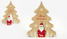 HAN-810170 16*2.5*19.5cm wooden tree holder 0531088