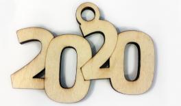 2020 12cm x 8.5cm 0531113